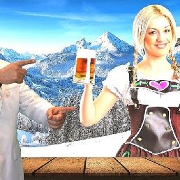 Apres ski zanger , duitse schlagerzanger