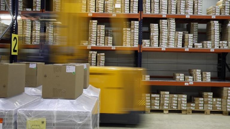 Blockchain in Logistiek en Vervoer