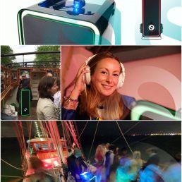 Spinkit mobiele DJ