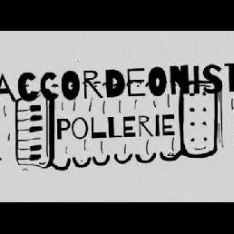 Accordeonist Pollerie