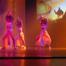 Fa Fa International Showdancers - Around the World