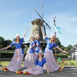 Fa Fa International Showdancers - Holland