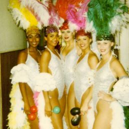 Fa Fa International Showdancers - Fiesta Tropical