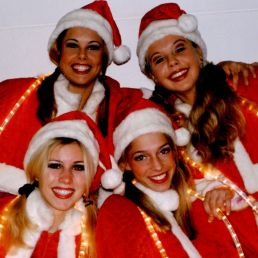 Fa Fa International Showdancers - Kerst / Winter