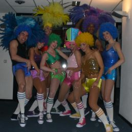 Animatie Den Haag  (NL) Thema Hostesses / Disco Fever