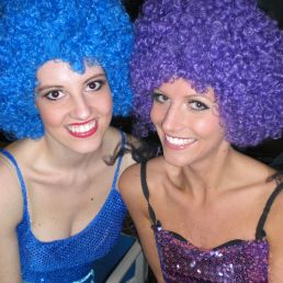 Theme Hostesses / Disco Fever