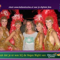 Thema Hostesses / Las Vegas Girls