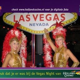 Theme Hostesses / Las Vegas Girls