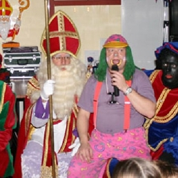 Kindervoorstelling Wetteren  (BE) Clown Lollebol Sint Show
