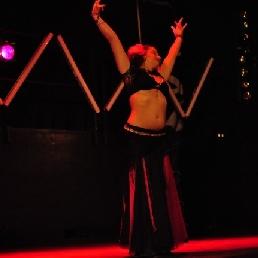 Buikdanseres Manolya