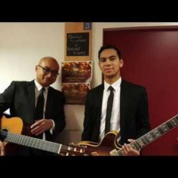 New Moluccan Guitars