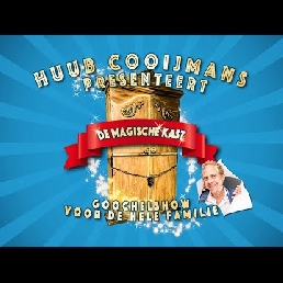 Kids show Apeldoorn  (NL) The Magic Cabinet