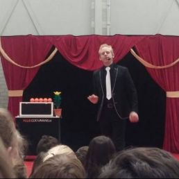 Huub's Magic Show