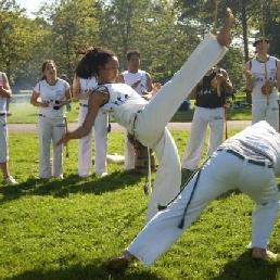 Capoeira Demo