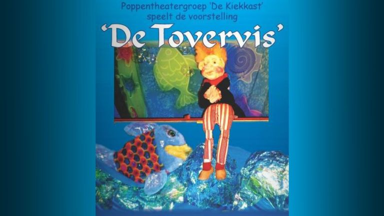 Jan Klaassen en de Tovervis