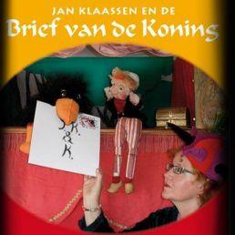 Kindervoorstelling Zutphen  (NL) Jan Klaassen en een Brief van de Koning