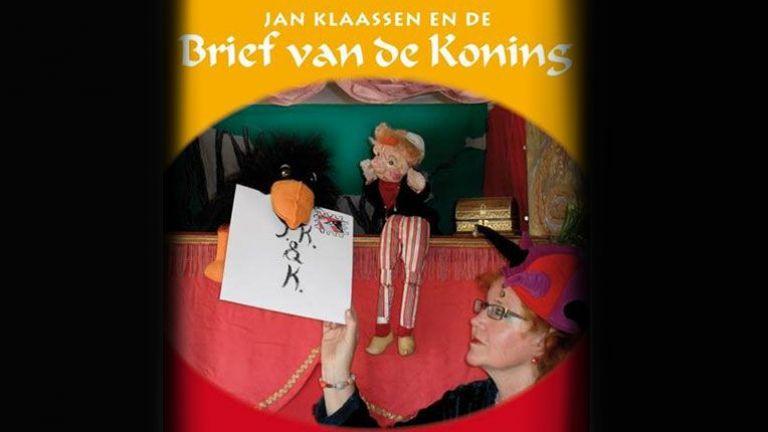 Jan Klaassen en een Brief van de Koning