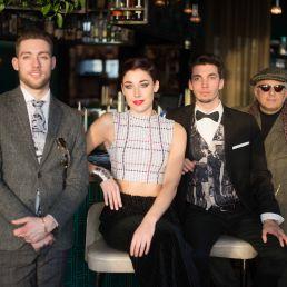 Band Rotterdam  (NL) Diona Fox & her Ragdolls