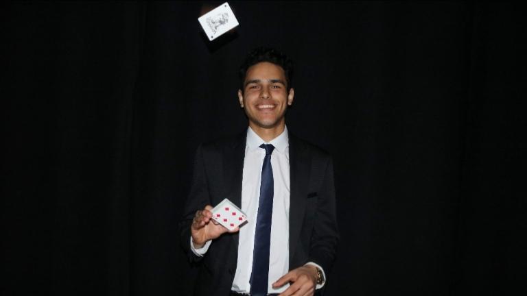 Magician Amsterdam  (NL) Nape The Magician Online