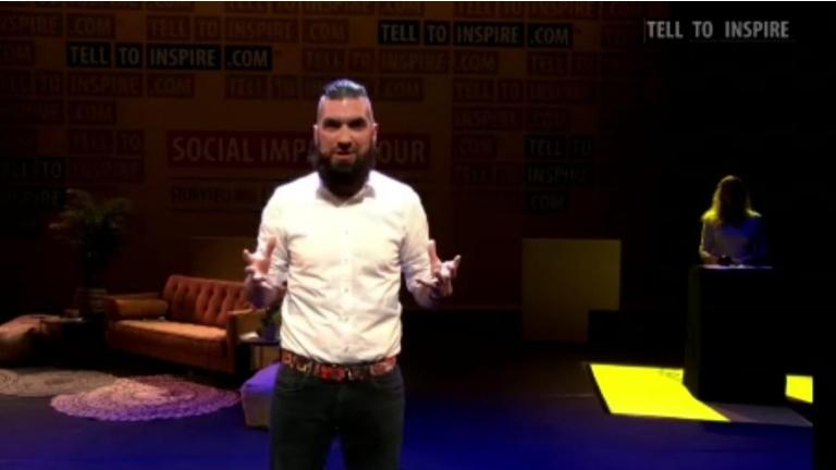 Spreker Doorwerth  (NL) Innovatie door Historie   Spreker