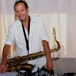 DJ Haarlem  (NL) DJ Saxomax