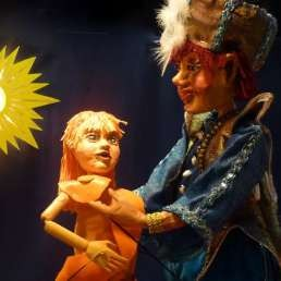 Kids show Amsterdam  (NL) The witch and the orange prince