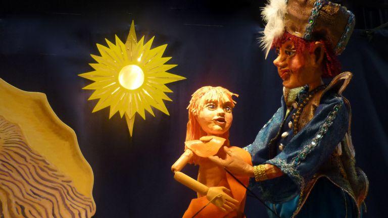 De heks en de sinaasappelprins