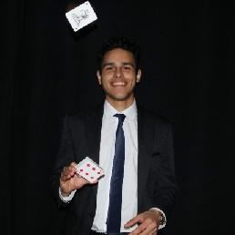Magician Amsterdam  (NL) Nape The Magician
