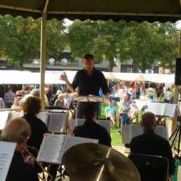Swingende big band muziek!
