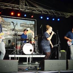 Band 's Graveland  (NL) Vertical Bar