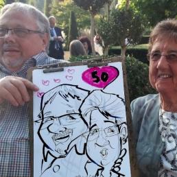 Artist Leuven  (BE) Karikaturist Marín