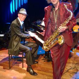Saxofonist Nijmegen  (NL) Duo Hekking