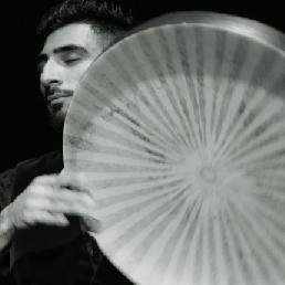 Percussionist Capelle aan den IJssel  (NL) Persian percussionist