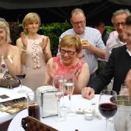 Magician Beervelde  (BE) Table magician - Tony Price