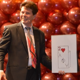 Magician Beervelde  (BE) Group performance Magic - Tony Price