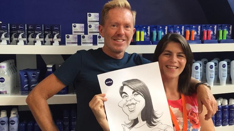 Artist Maldegem  (BE) Caricaturist - Marc De Roo