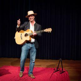 Singer Songwriter & Performer John Kostermans