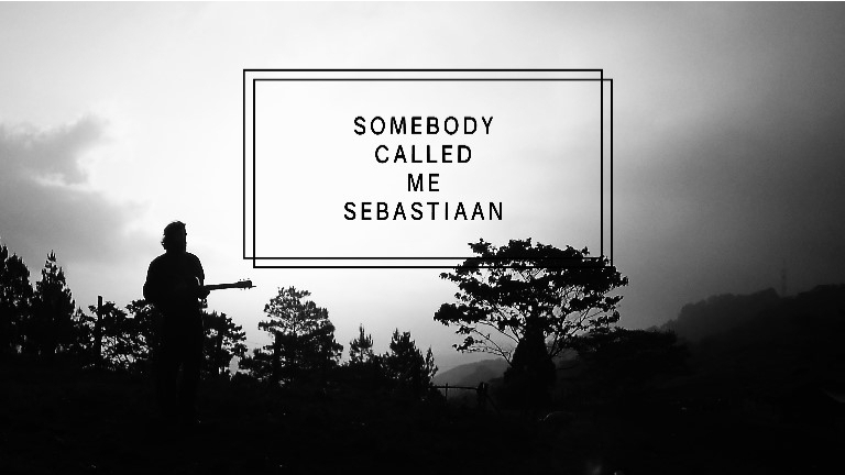 Zanger Leuven  (BE) Somebody Called Me Sebastiaan