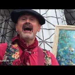Zanger Laag Zuthem  (NL) Troubadour Rob Krot