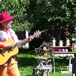 Rob Krot, troubadour