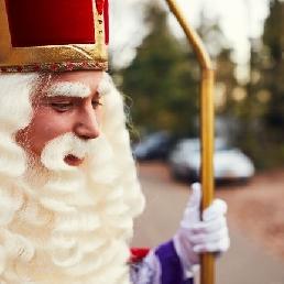 Character/Mascott Neerpelt  (BE) Sinterklaas & Zwarte Piet