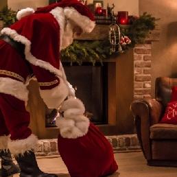 Kerstman & Kerstvrouw