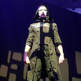 Magician 's Hertogenbosch  (NL) Miki Dark: Scary Comedy Act