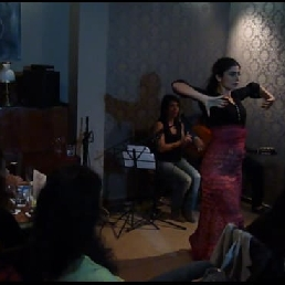 Flamenco Show (Sing, Guitar and Dance)