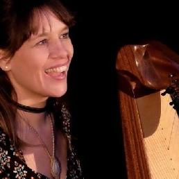 Daniëlle Uriël Harp en zang