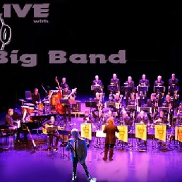 Orkest Antwerpen  (BE) Frank Valentino met Big Band