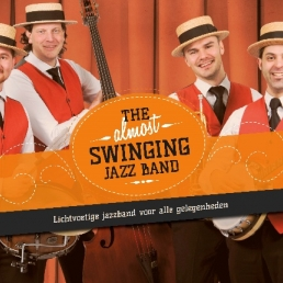 Band Gent  (BE) The Almost Swinging Jazz Band