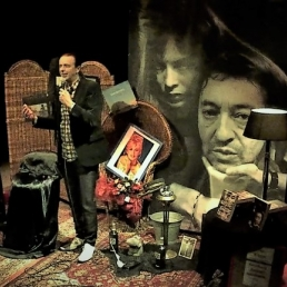 Speaker Zemst  (BE) Musical Lecture: Parcours Gainsbourg