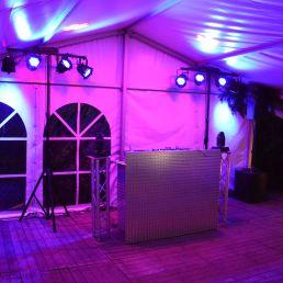 DJBram Luxe DJ show