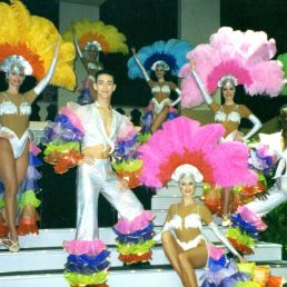Dansgroep Den Haag  (NL) Fa Fa International Showdancers - Fiësta Tropical